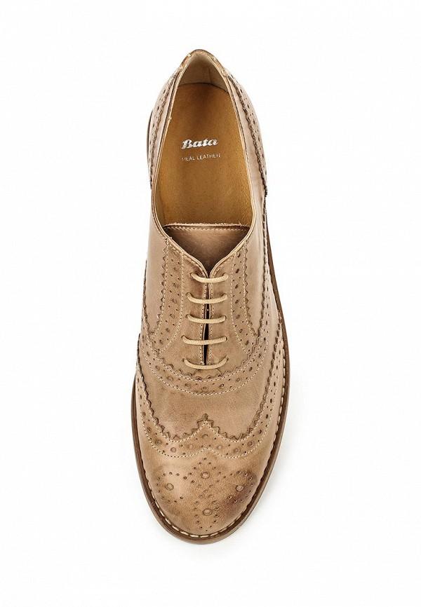 Женские ботинки Bata 5248482: изображение 4