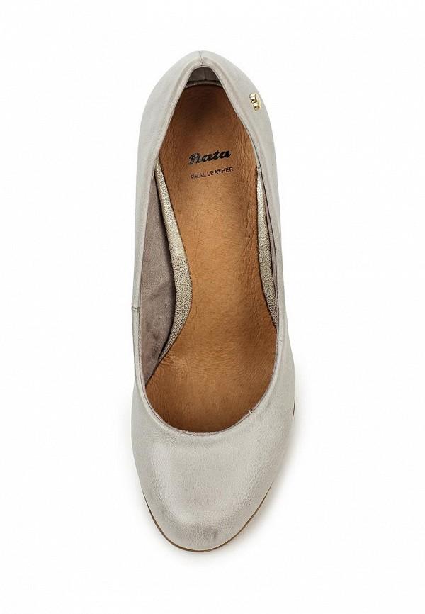 Туфли на каблуке Bata 7212946: изображение 4
