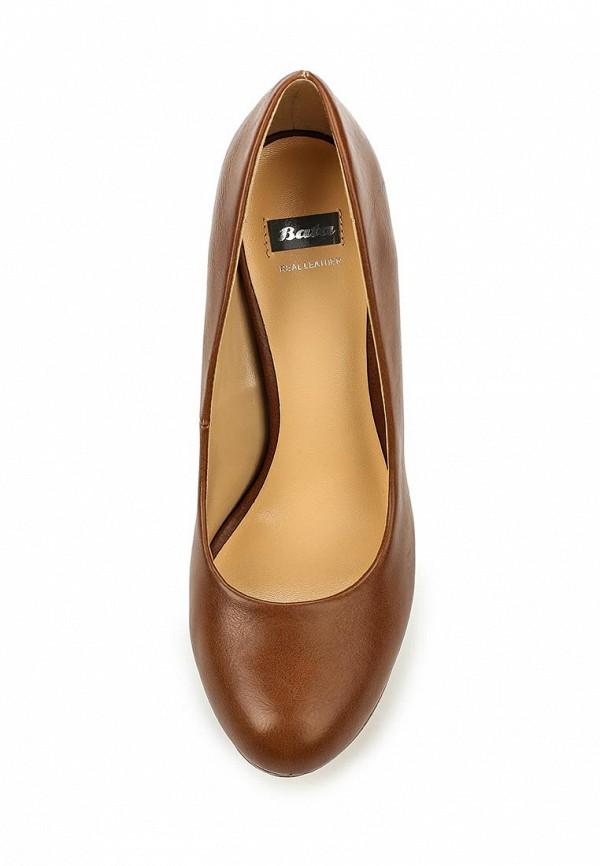 Женские туфли Bata 7213941: изображение 4