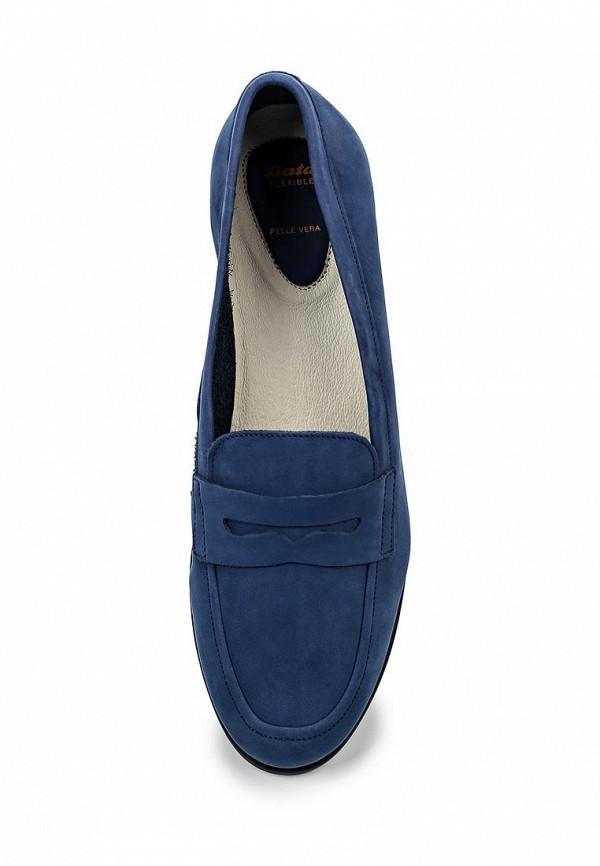 Туфли на плоской подошве Bata 5169112: изображение 4
