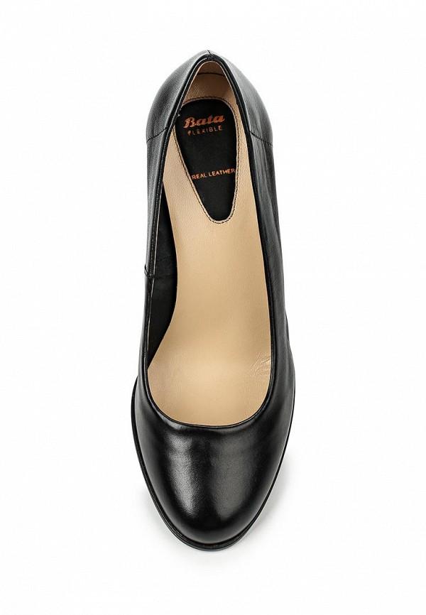 Туфли на каблуке Bata 6246393: изображение 4