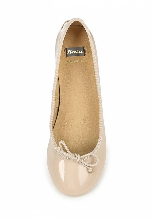 Женские балетки Bata 5218144: изображение 4