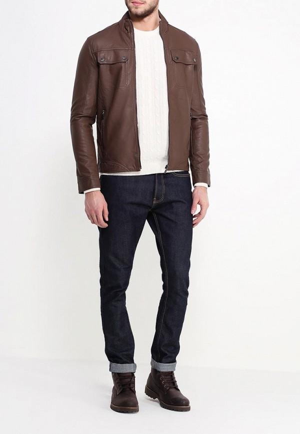 Кожаная куртка Bata 9714154: изображение 2
