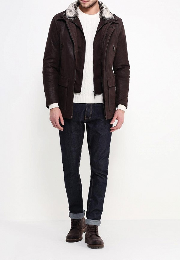 Кожаная куртка Bata 9734103: изображение 2