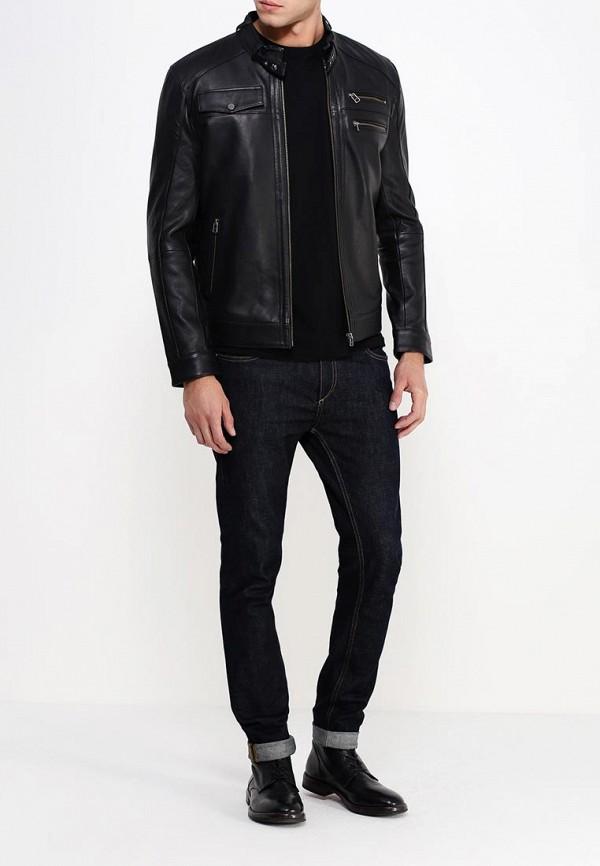 Кожаная куртка Bata 9746128: изображение 2