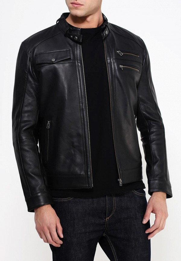 Кожаная куртка Bata 9746128: изображение 3