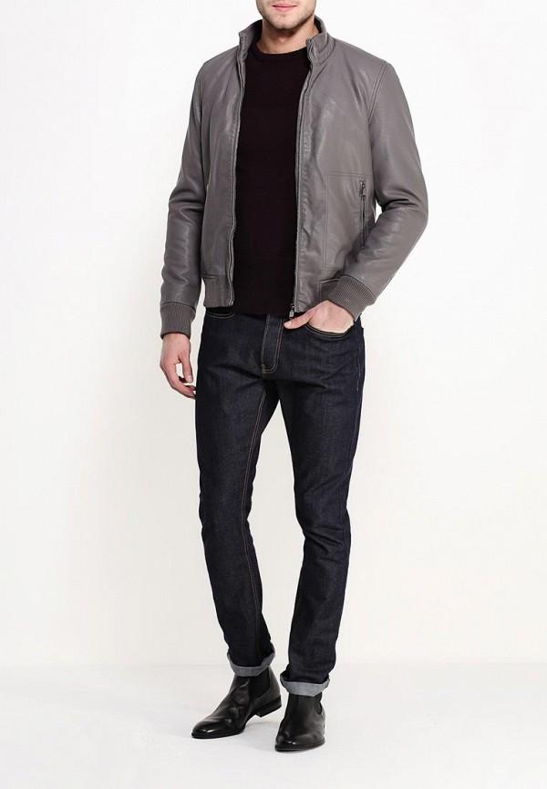 Кожаная куртка Bata 9712143: изображение 3