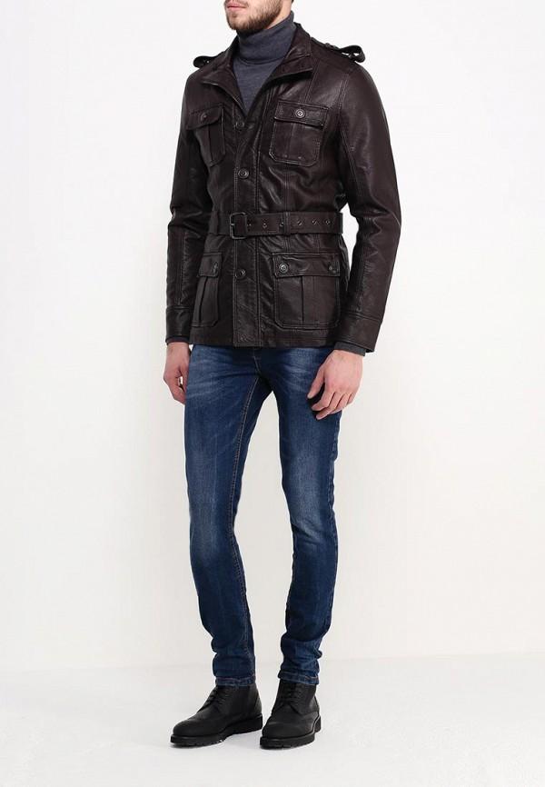 Кожаная куртка Bata 9714139: изображение 3