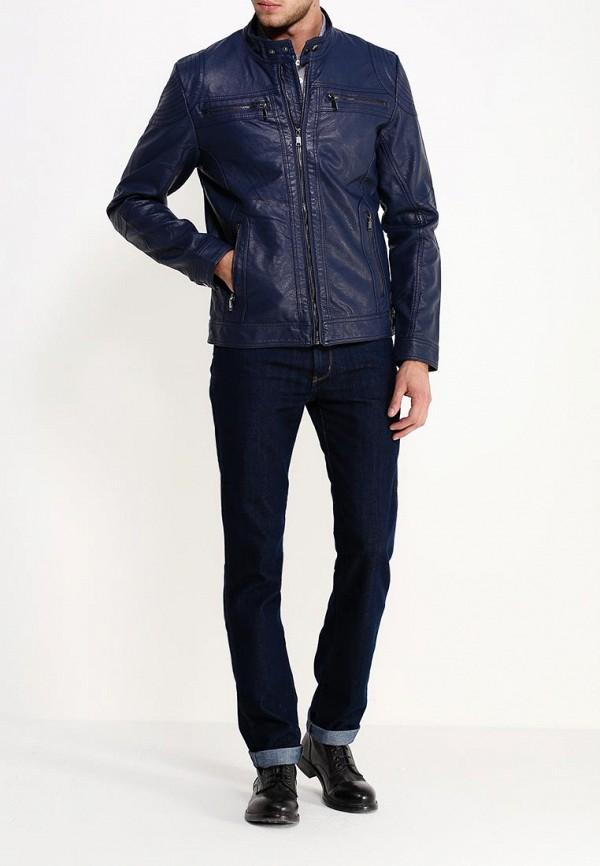 Кожаная куртка Bata 9719138: изображение 3