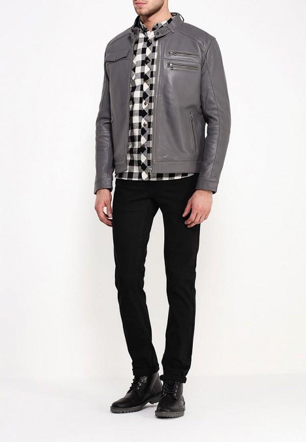 Кожаная куртка Bata 9742128: изображение 2