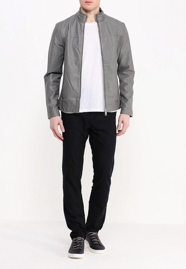 Кожаная куртка Bata 9712165: изображение 3