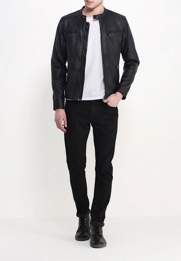 Кожаная куртка Bata 9716110: изображение 3