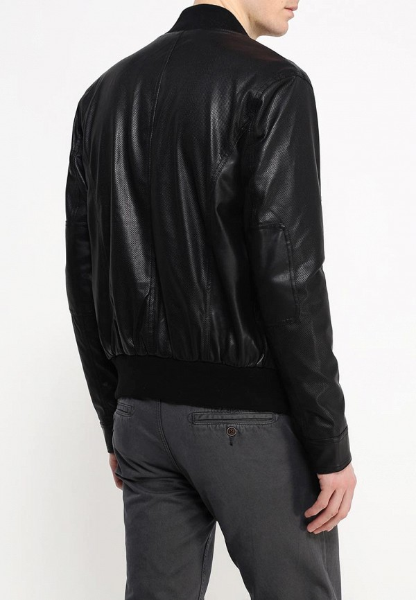 Кожаная куртка Bata 9716173: изображение 4