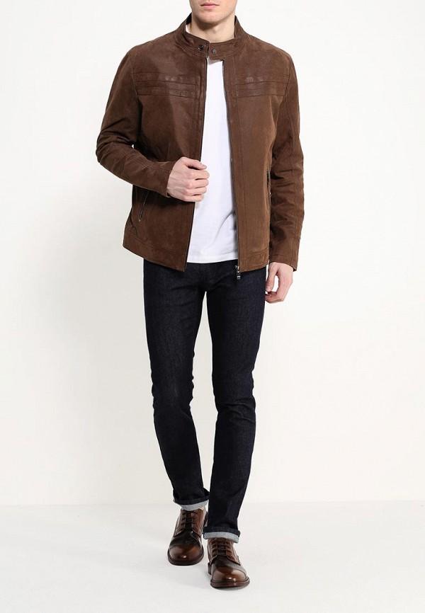 Кожаная куртка Bata 9734109: изображение 2