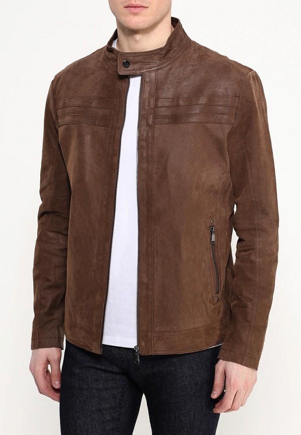 Кожаная куртка Bata 9734109: изображение 3