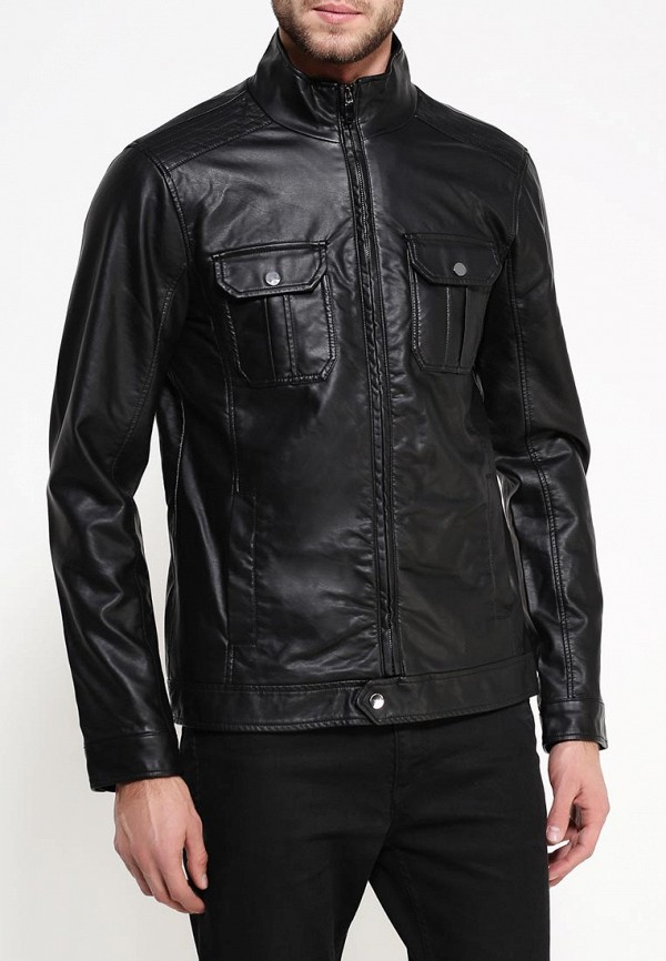 Кожаная куртка Bata 9716169: изображение 3