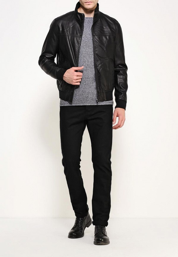 Кожаная куртка Bata 9716175: изображение 3