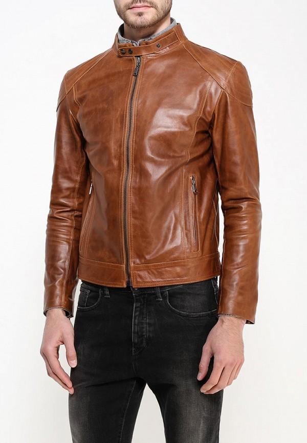 Кожаная куртка Bata 9743164: изображение 3