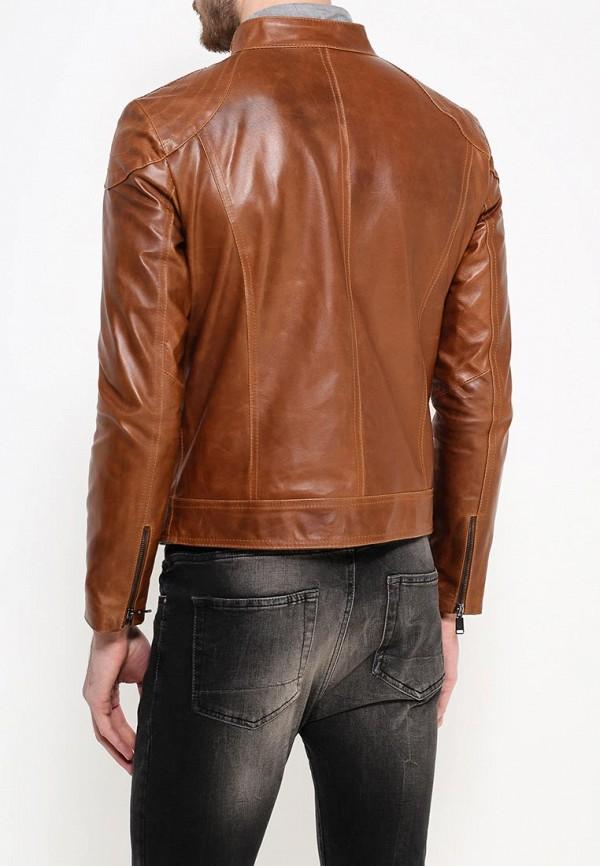 Кожаная куртка Bata 9743164: изображение 4