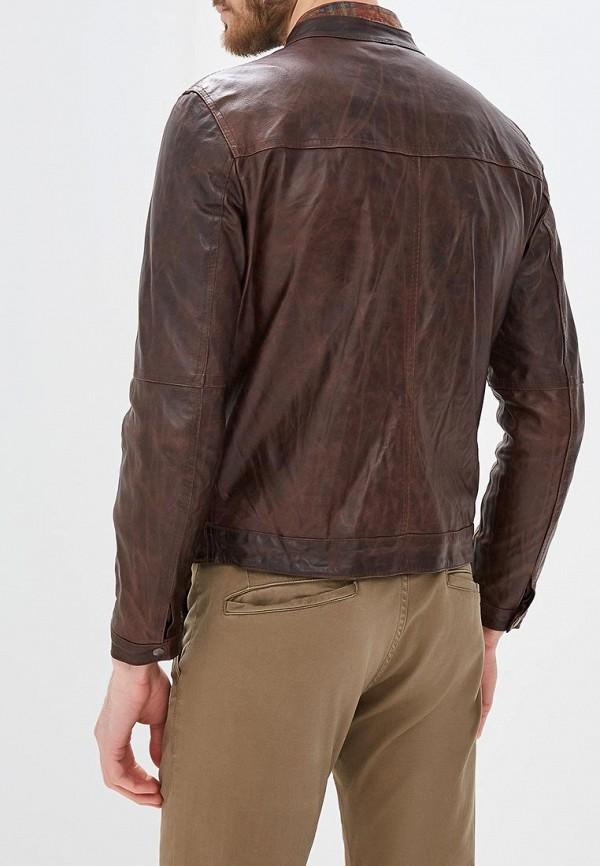 Фото Куртка кожаная Bata. Купить с доставкой