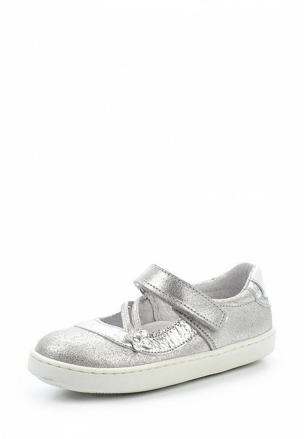 Купить Туфли Barritos, BA065AGACXU9, серебряный, Весна-лето 2018