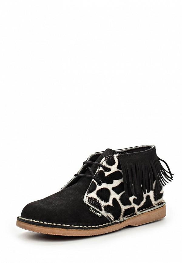Ботинки для девочек Barritos 4106