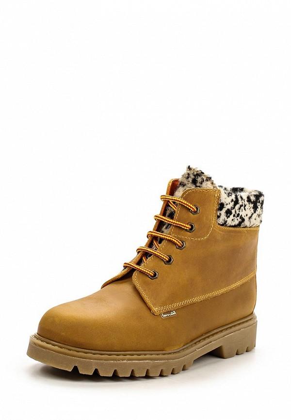 Ботинки для девочек Barritos 1080