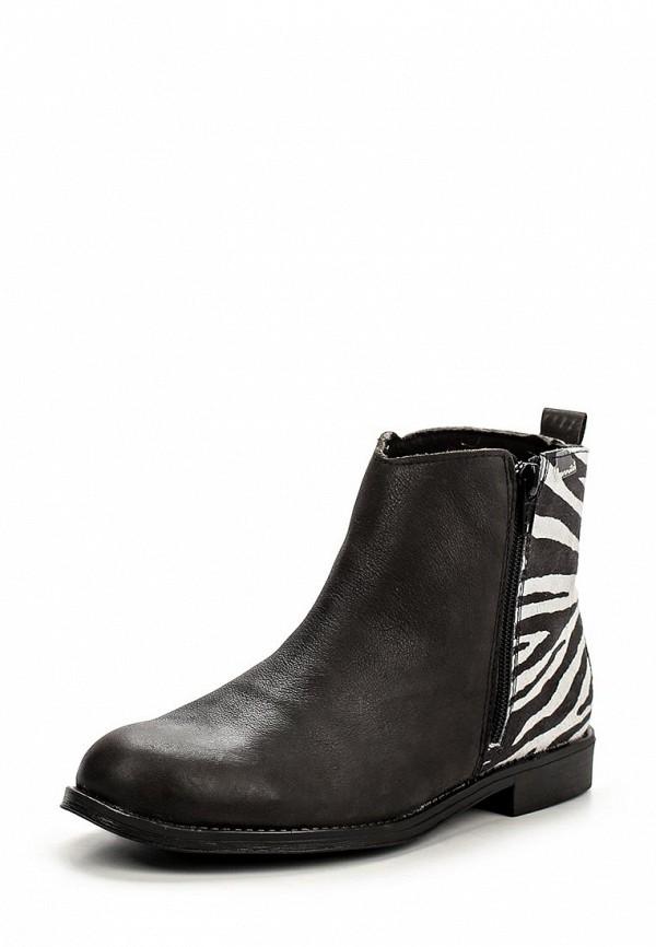 Ботинки для девочек Barritos 4129