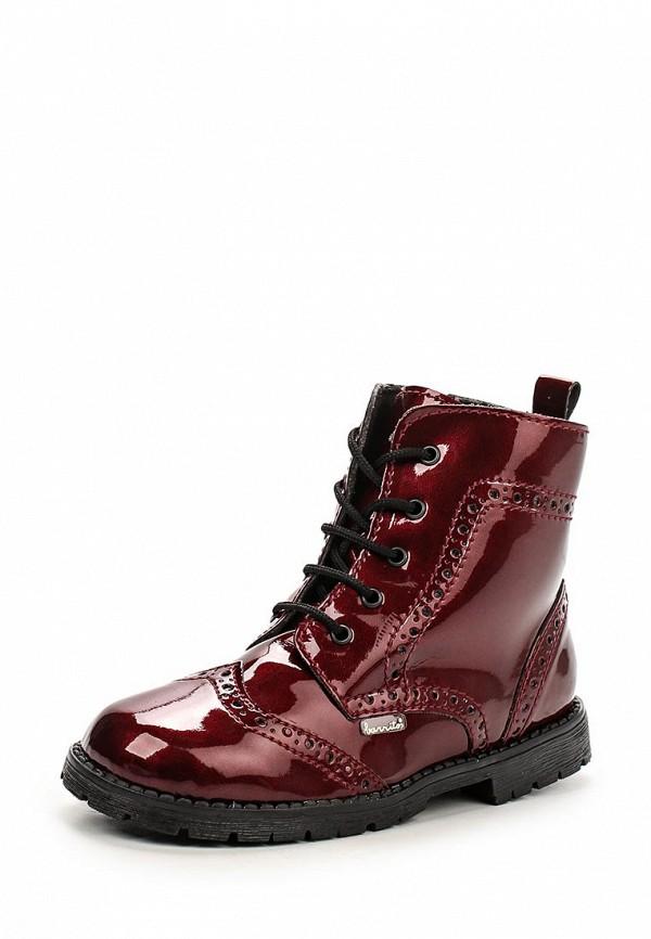 Ботинки для девочек Barritos 4146