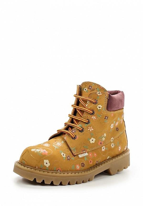 Ботинки для девочек Barritos 4156: изображение 1
