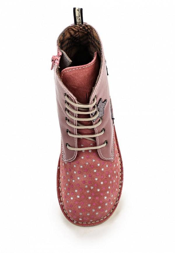 Ботинки для девочек Barritos 4176: изображение 4
