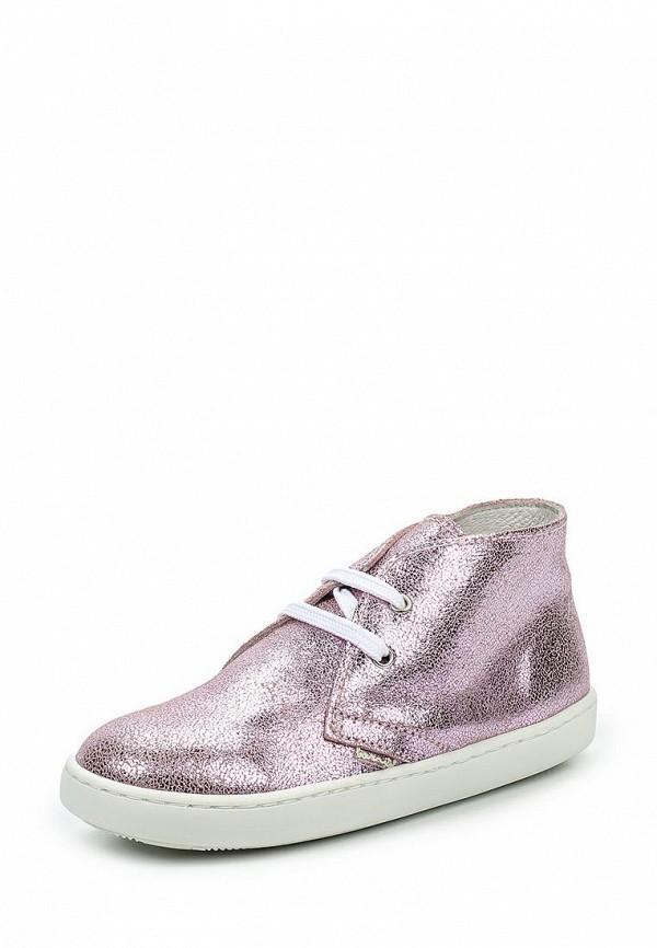 Купить Ботинки Barritos розового цвета