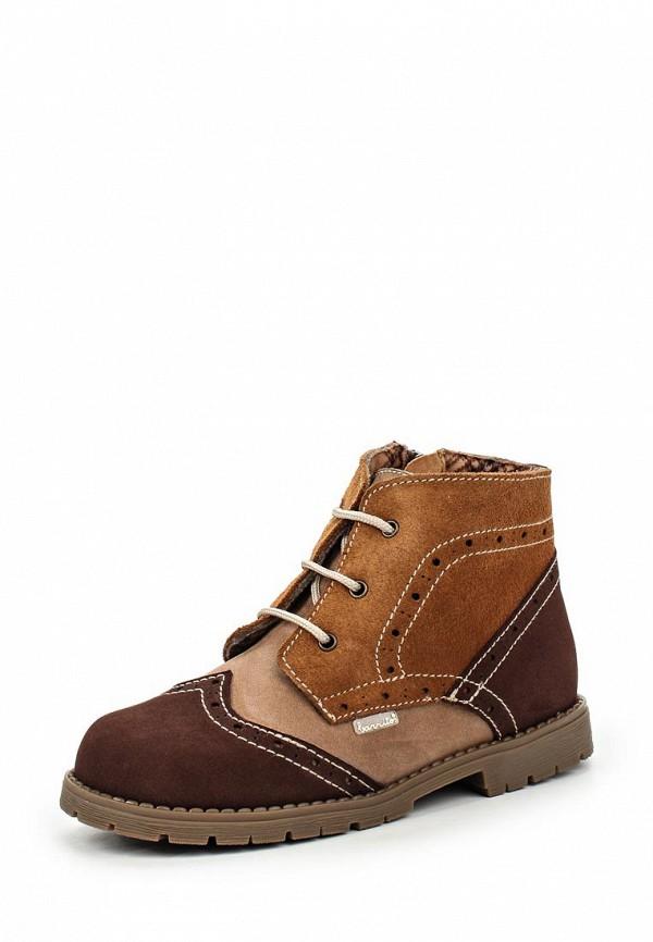 Ботинки для мальчиков Barritos 4145