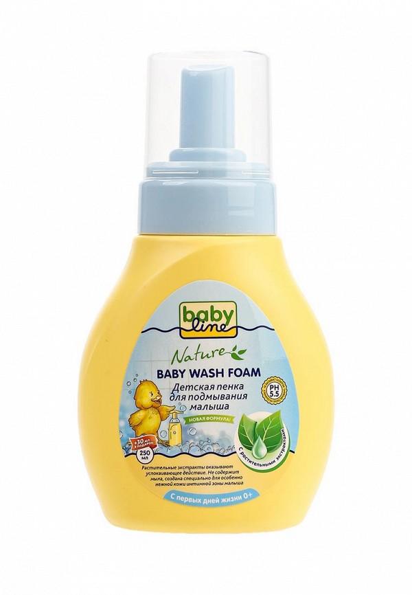 Пена для купания Babyline Babyline BA066LKNWE71 джонсон беби пена д купания с молочком 500мл
