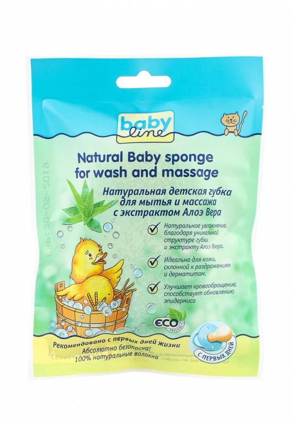 Губка для тела Babyline Babyline BA066LKNWE84 riffi губка для тела цвет голубой