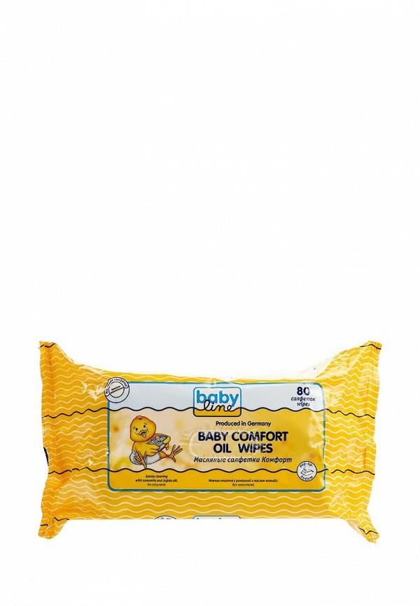 Масляные салфетки Babyline 208068/DN06