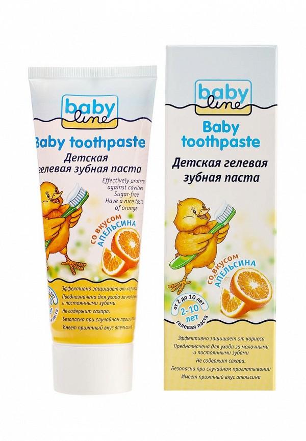 Зубная паста Babyline Babyline BA066LKNWE95 babyline