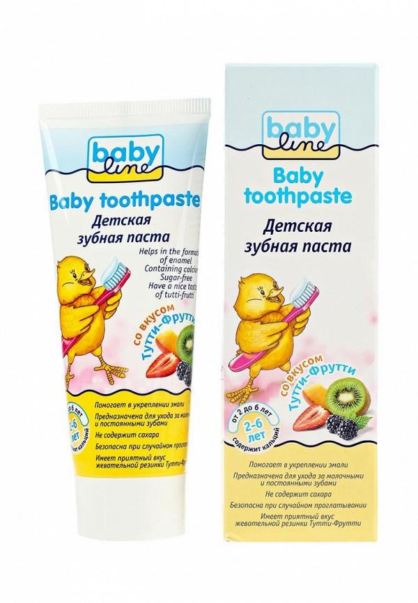 Зубная паста Babyline Babyline BA066LKNWE96 babyline