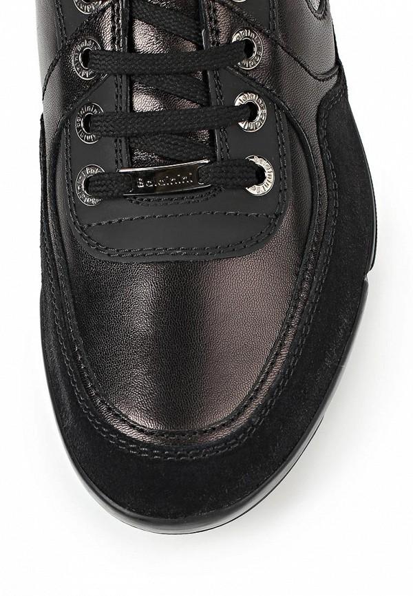 Мужские кроссовки Baldinini (Балдинини) 546934TRXNASXNNNFN: изображение 9