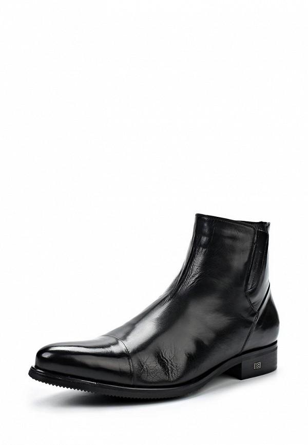 Мужские ботинки Baldinini (Балдинини) 547021ACAPR00: изображение 1