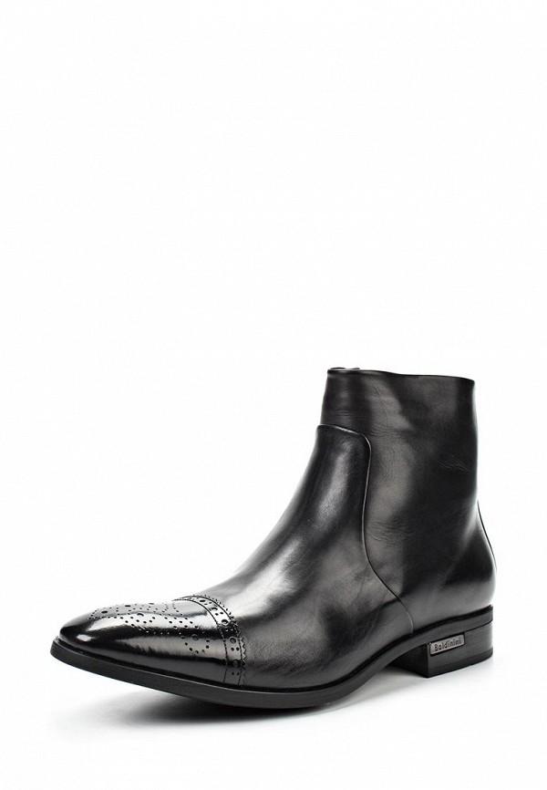 Мужские ботинки Baldinini (Балдинини) 547223AALAG0000: изображение 1
