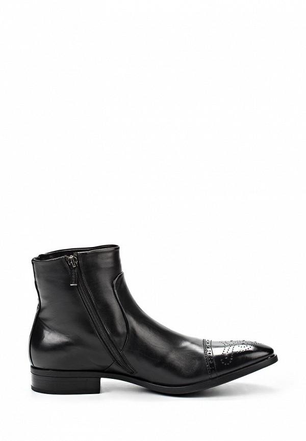 Мужские ботинки Baldinini (Балдинини) 547223AALAG0000: изображение 4