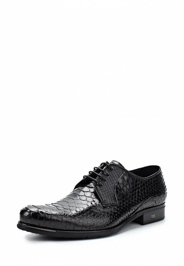 Мужские туфли Baldinini (Балдинини) 547077POXAG0000: изображение 1