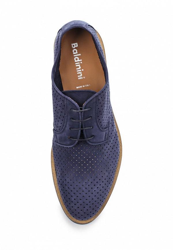 Мужские туфли Baldinini (Балдинини) 596210NABU10L: изображение 4
