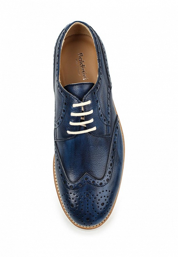 Мужские ботинки Baldinini (Балдинини) 696721XENGL21.......: изображение 4