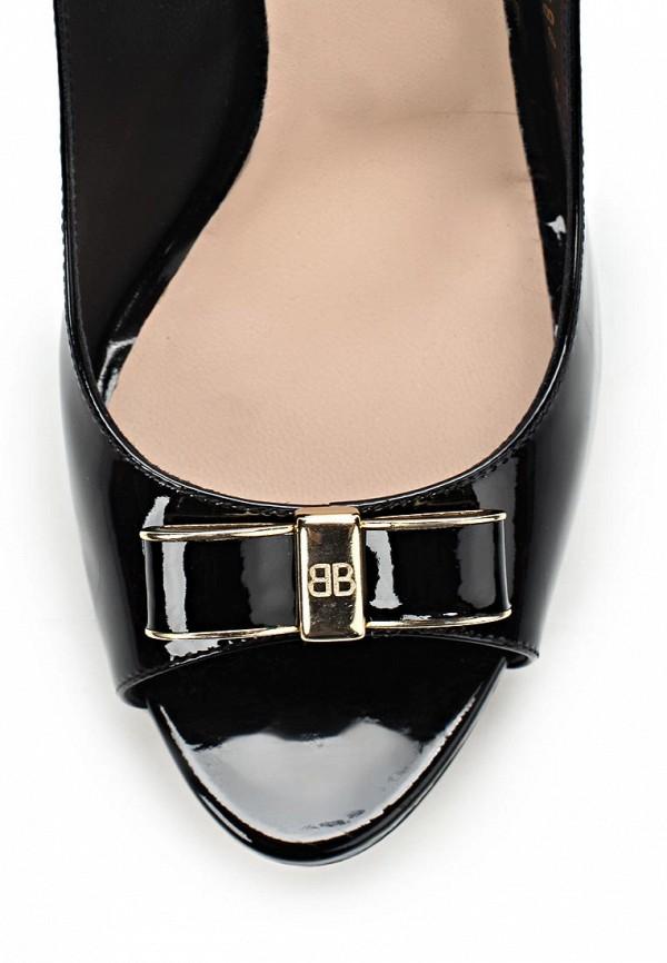 Босоножки на каблуке Baldinini (Балдинини) 499784P81VPLUS0000: изображение 12