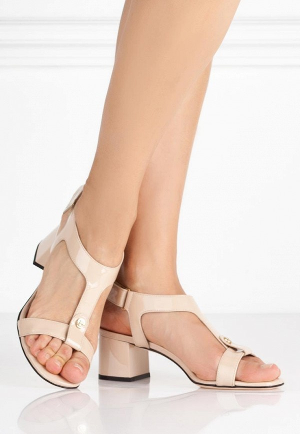 Босоножки на каблуке Baldinini (Балдинини) 498163VERN87RS6: изображение 6