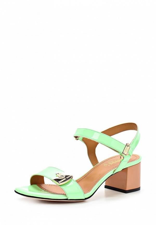 Босоножки на каблуке Baldinini (Балдинини) 498114BLOG54RCUME: изображение 1