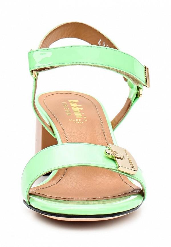 Босоножки на каблуке Baldinini (Балдинини) 498114BLOG54RCUME: изображение 8