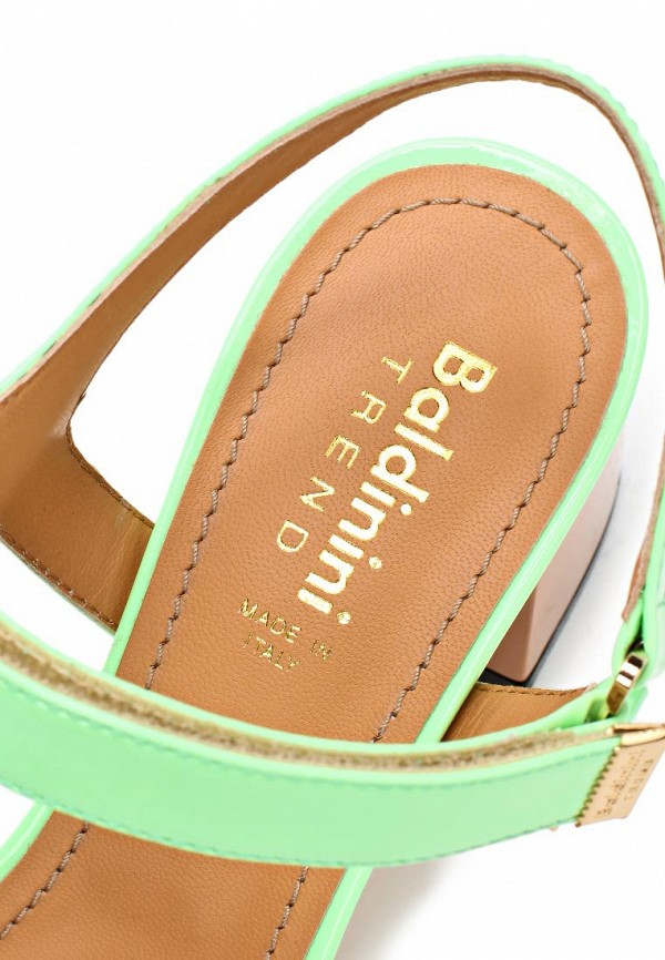 Босоножки на каблуке Baldinini (Балдинини) 498114BLOG54RCUME: изображение 14